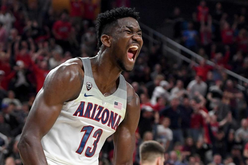 Deandre Ayton is the number 1 overall NBA pick!