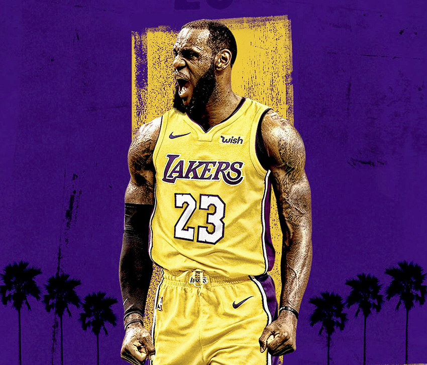 Lebron James is coming to LA Lakers, what's up now!