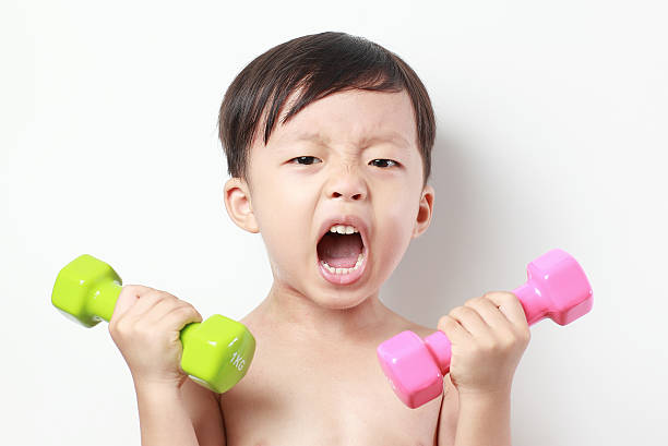 The Fallacy on Kids Lifting weights